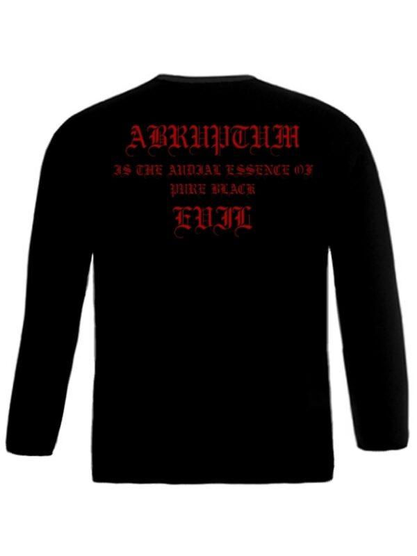 Abruptum – In Umbra Malitiae Ambulabo … Long Sleeve
