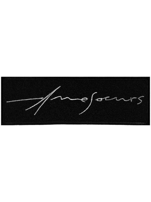 AMESOEURS Logo Patch