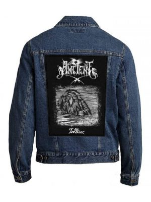 Ancient – Trolltaar Back Patch