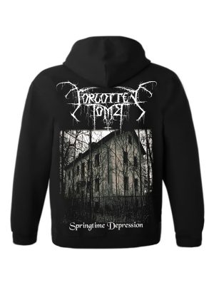 FORGOTTEN TOMB – Springtime Depression Hooded Sweat