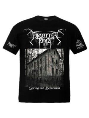 FORGOTTEN TOMB – Springtime Depression TS