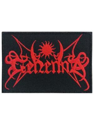 GEHENNA Logo Patch