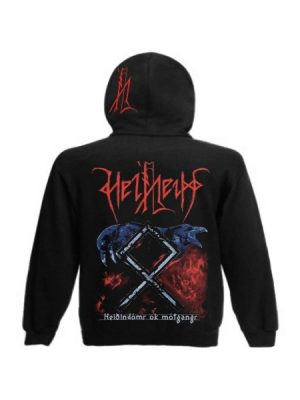 HELHEIM – Heidindomr Ok Motgangr Hooded Sweat