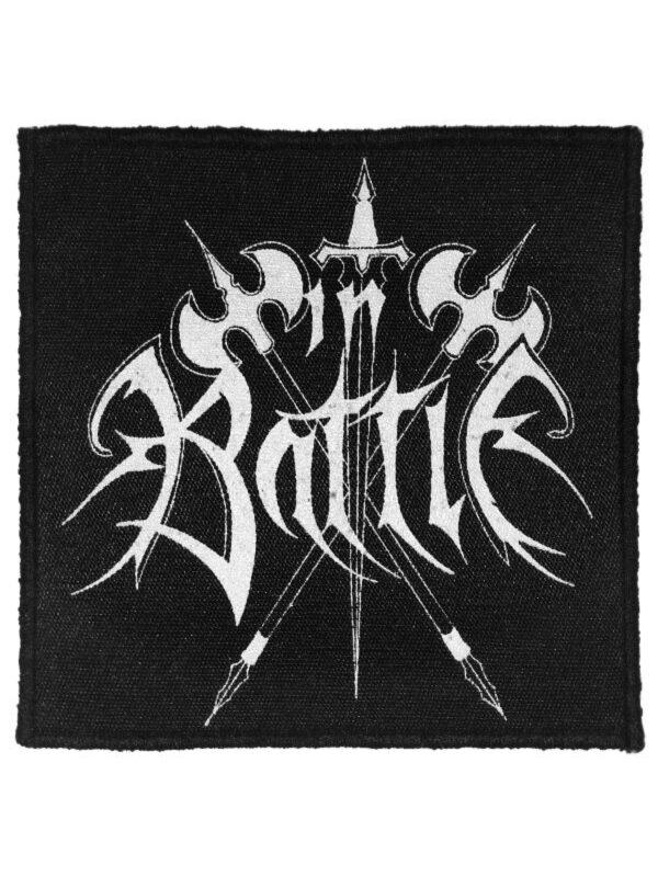 In Battle Logo Patch