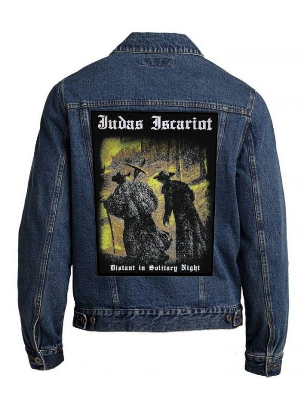 Judas Iscariot – Distant In Solitary Night Back Patch
