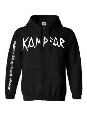 KAMPFAR – Mellom Skogkledde Aaser Hooded Sweat Jacket