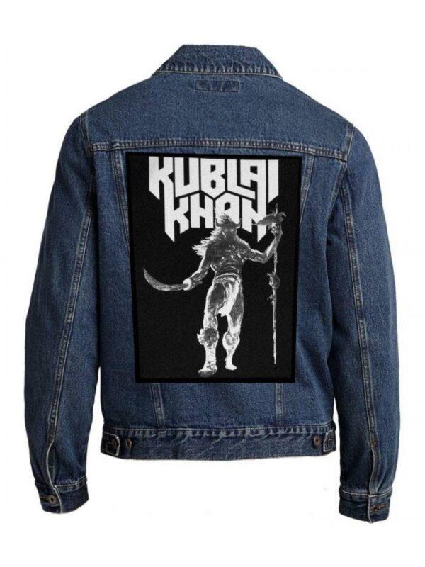 Kublai Khan – Annihilation Back Patch