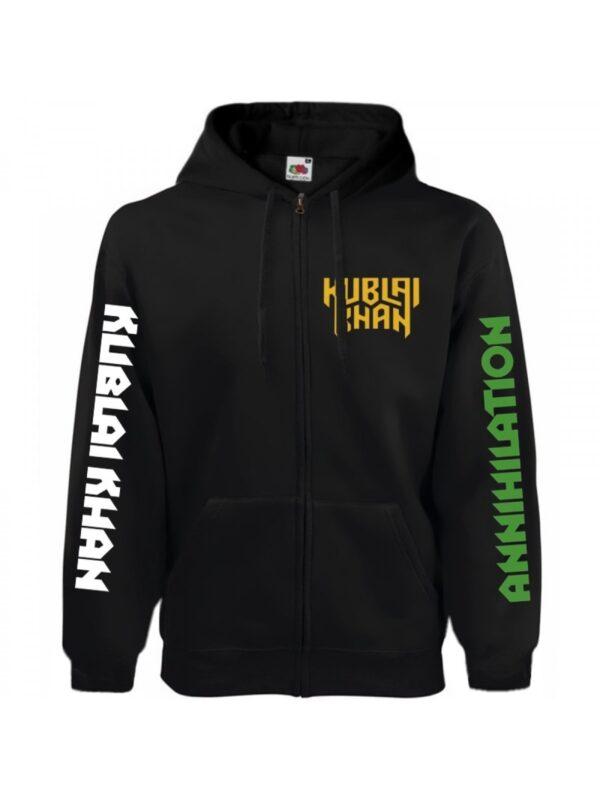 KUBLAI KHAN – Annihilation Hooded Sweat Jacket
