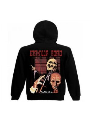 MANILLA ROAD – Mystification Hooded Sweat