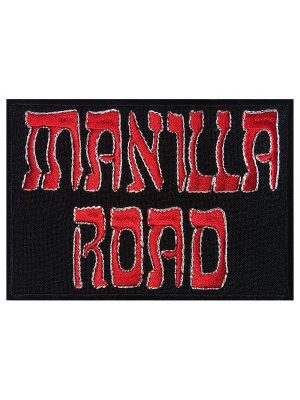 MANILLA ROAD Logo Patch