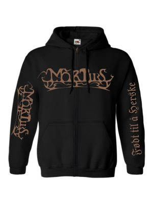 Mortiis – Født Til Å Herske Hooded Sweat Jacket