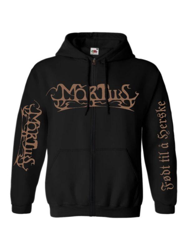 Mortiis – Født Til Å Herske Hooded Sweat Jacket