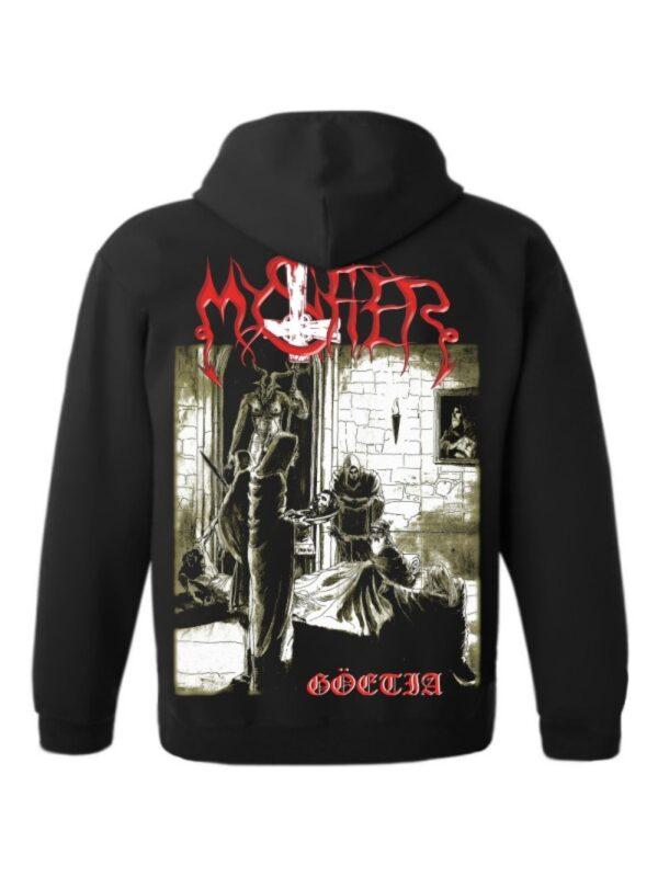 MYSTIFIER – Göetia Hooded Sweat Jacket