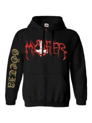 MYSTIFIER – Göetia Hooded Sweat Jacket