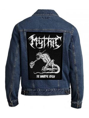 Mythic – The Immortal Realm Back Patch