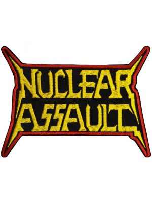 NUCLEAR ASSAULT Patch