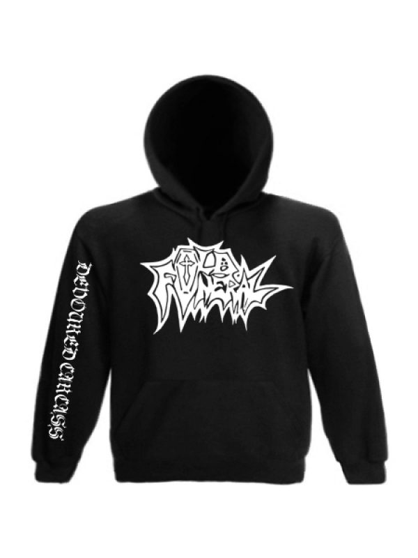 OLD FUNERAL – Devoured Carcass Hooded Sweat