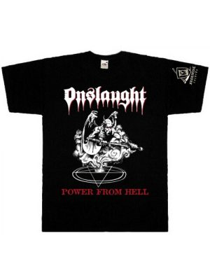 ONSLAUGHT – Power From Hell TS