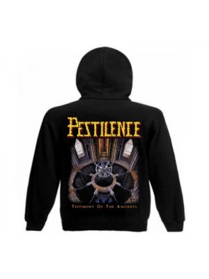 PESTILENCE – Testimony Of The Ancients Hooded Sweat Jacket