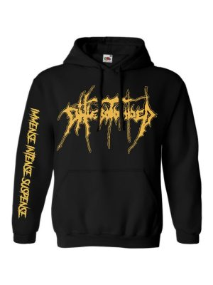 PHLEBOTOMIZED – Immense Intense Suspense Hooded Sweat