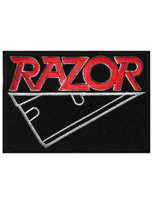 RAZOR Logo Patch