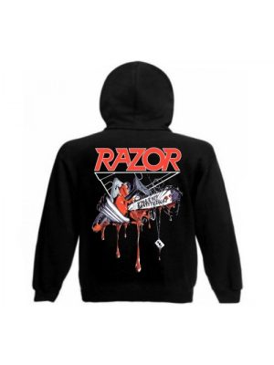 RAZOR – Violent Restitution Hooded Sweat Jacket
