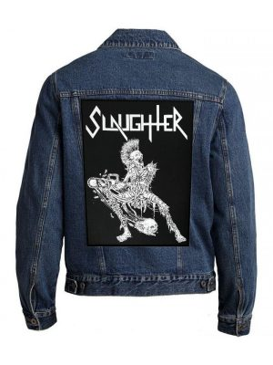 Slaughter – Strappado Back Patch