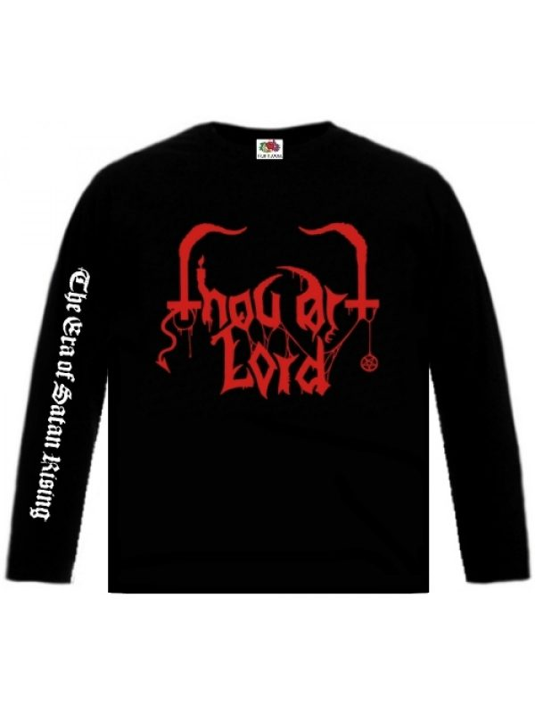 THOU ART LORD – The Era Of Satan Rising Long Sleeve