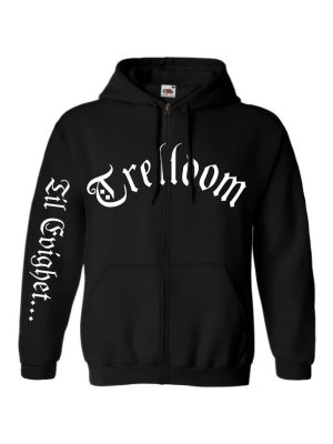 TRELLDOM – Til Evighet… Hooded Sweat Jacket