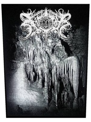 Xasthur – Xasthur Back Patch