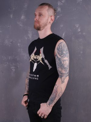 Razor – Custom Killing Sleeveless Shirt