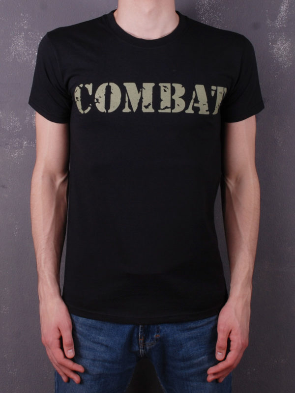 COMBAT RECORDS Logo TS