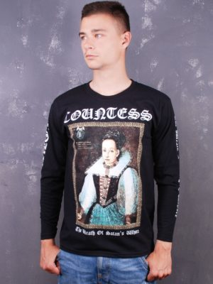 Countess – The Wrath Of Satan's Whore Long Sleeve