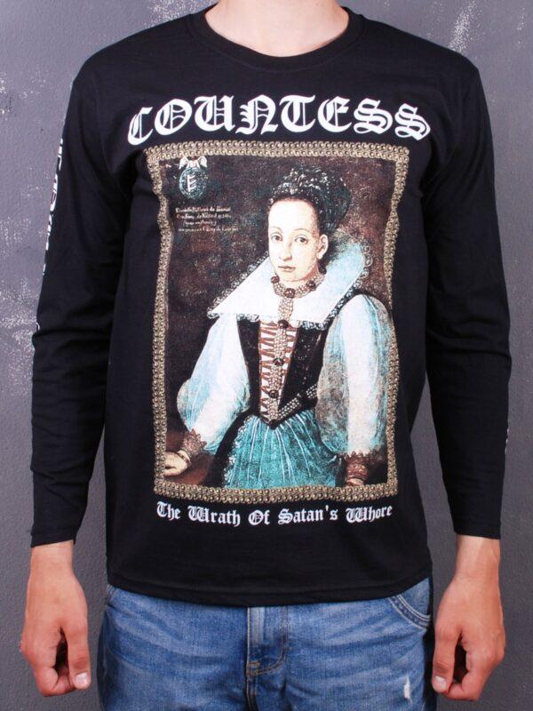 Countess – The Wrath Of Satan's Whore Long Sleeve
