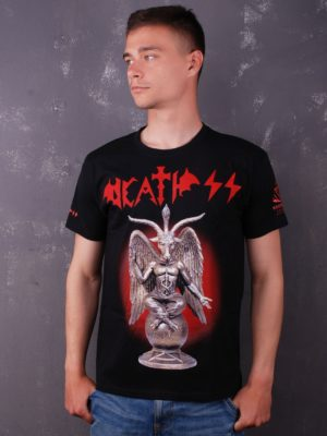 Death SS – The Horned God Of The Witches TS