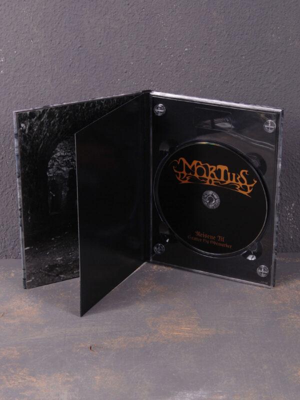 MORTIIS – Reisene Til Grotter Og Ødemarker DVD Digi
