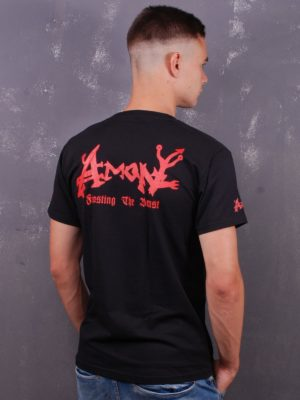 Amon – Feasting The Beast TS