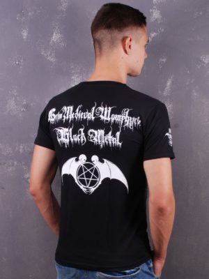 Black Funeral – Vampyr – Throne Of The Beast TS