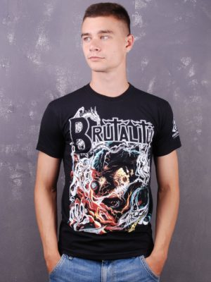 Brutality – Screams Of Anguish TS