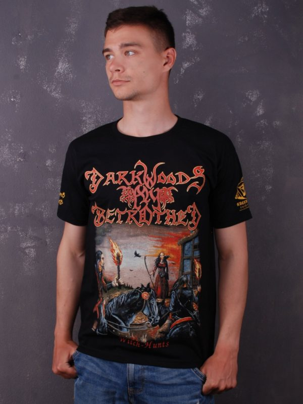 Darkwoods My Betrothed – Witch-Hunts TS