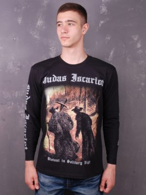 Judas Iscariot - Distant In Solitary Night Long Sleeve