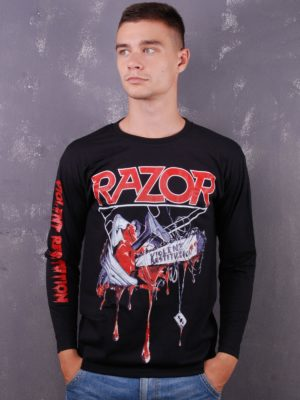 RAZOR – Violent Restitution Long Sleeve