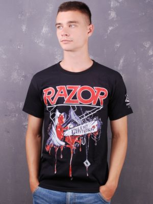 RAZOR – Violent Restitution TS