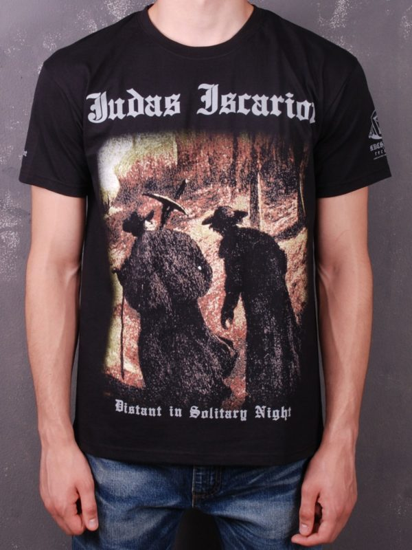 Judas Iscariot – Distant In Solitary Night TS
