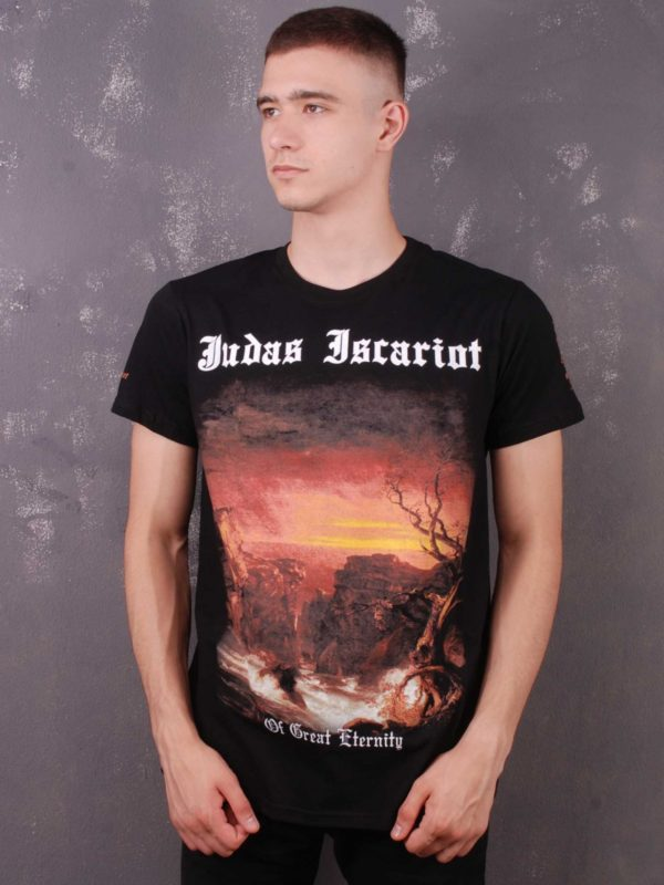 JUDAS ISCARIOT – Of Great Eternity TS