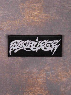 Sacrilege Logo Patch