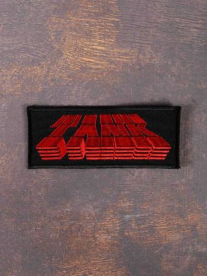 TANK Logo Patch
