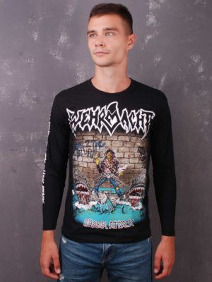 WEHRMACHT – Shark Attack Long Sleeve