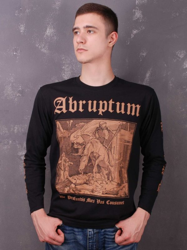 Abruptum – De Profundis Mors Vas Cousumet Long Sleeve