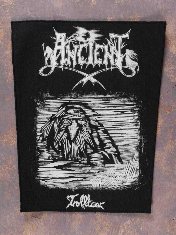 Ancient – Trolltaar Back Patch